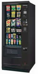 Azkoyen Palma H70 Snack Vending Machine