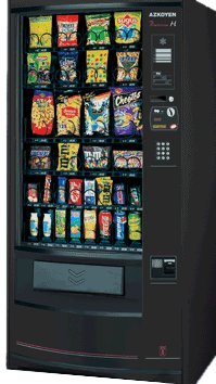 Azkoyen Snack Vending Machine
