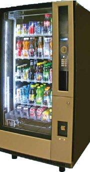 G-Drink Soft Drinks Vending Machine