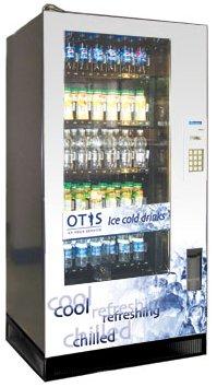 OTIS   400 Bottle Vending Machine