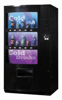 Vendo V-21 Soft Drinks Vending Machine