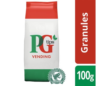 PG Tips Freeze Dried Instant Tea (10 x 100g)