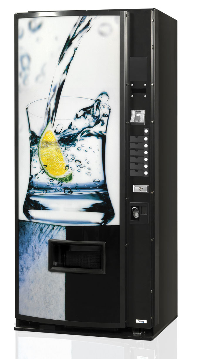 v 217 soft drinks vending machine 6 selection closed fronted intelligent vending ltd. Black Bedroom Furniture Sets. Home Design Ideas