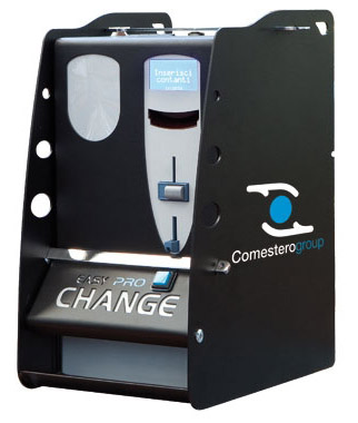 EasyPro Change Machine