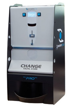 DualCoin Pro Change Machine