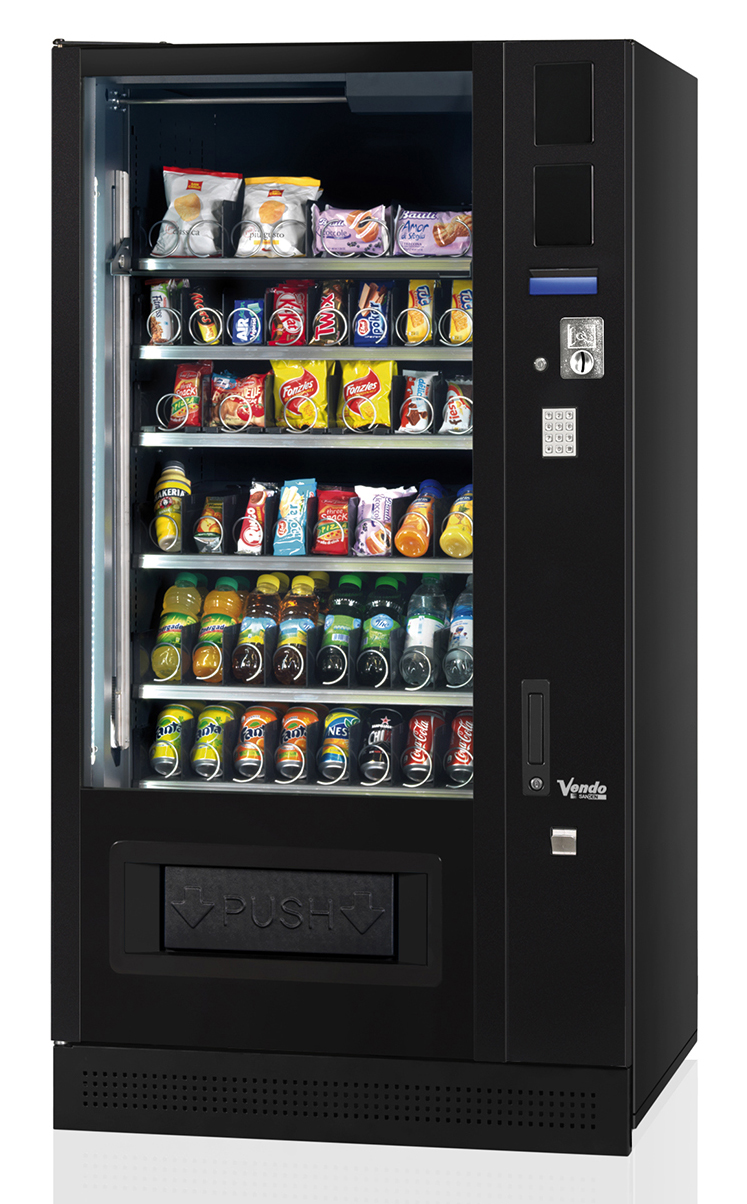 snack machine vending