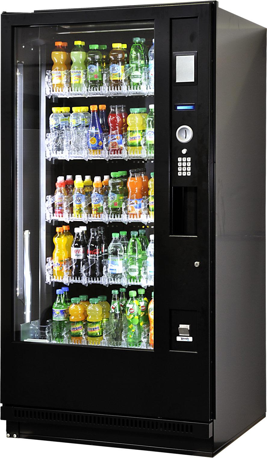 vending machine drinks