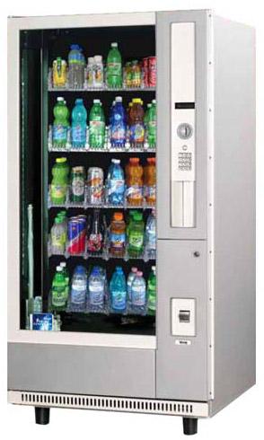 soft drinks machine