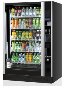 G-Drink Design DV9 Vertical Soft Drinks Vending Machine