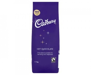 Cadbury's One Instant Vending Hot Chocolate (10 x 1kg)