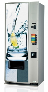 V-189 Soft Drinks Vending Machine (5 Selection)
