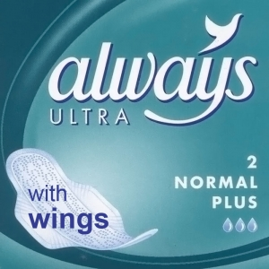 Always Ultra Normal Plus With Wings