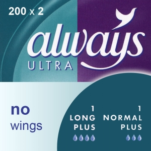Always Ultra - No Wings