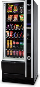 Snakky Max Combi Vending Machines (Snacks, Cans, Bottles)