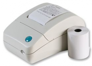 how to change a margin on a receipt printer