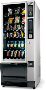 Snakky RY 6-30 Combi Vending Machine - Image For Illustration Purposes Only