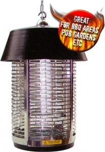 Lantern 18w Electric Grid Fly Killer - IP RATED