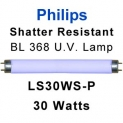 Philips Shatter Resistant 30w U.V. Lamp (LS30WS-P)