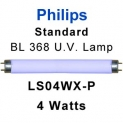Philips 4w U.V. Lamp (LS04WX-P)