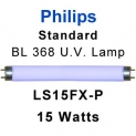 Philips 15w U.V. Lamp (LS15FX-P)