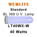 Wemlite 40w Fly Killer U.V. Lamp (LT40WX-W)