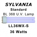 Sylvania 36w Fly Killer U.V. Lamp (LL36WX-S)