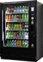 G-Drink DR 9 Drinks Vending Machine - Black