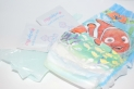 Huggies Little Swimmers Small (Size 2/3) Nappy and 2 Wipes