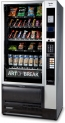 Samba Top Food Vending Machine (Snack, Food, Cans and Bottles)