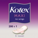 Kotex Maxi No Wings Towels