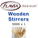 Flavia Wooden Stirrers
