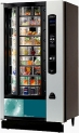 Crane Shopper 2 Carousel Food Vending Machine