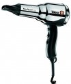 Valera Professional Steel 2000w Hairdryer With Fitted Plug (Silver)