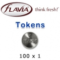 Flavia Tokens - Image For Illustration Purposes Only