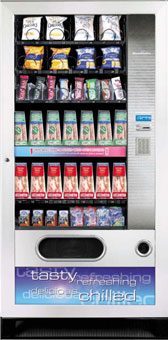 Westomatic SnackPoint Duo M Vending Machine (40 selections)