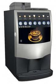 Tabletop Hot Drinks Vending Machine (Azkoyen Vitale S)