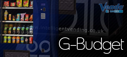 G-Budget Vending Machine: New for 2012