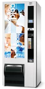 Soft Drinks Vending Machine