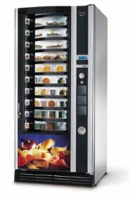 N&W   StarFood Food Vending Machine