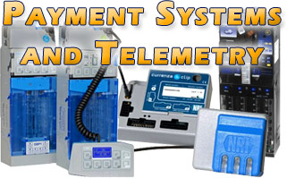 Vending Machine Payment and Telemetry Systems