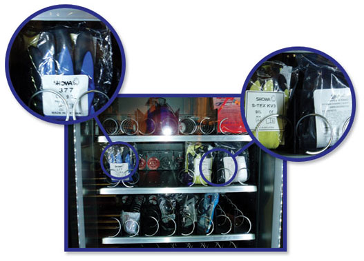 PPE Vending Machines