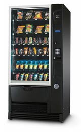 N&W Rondo Combination Vending Machine