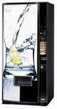 SandenVendo V 217-6 Soft Drinks Vending Machine