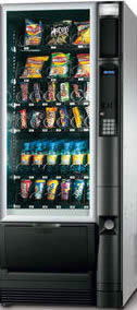 N&W Snakky RY   Vending Machine