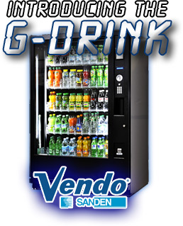 G-Drink Vending Machine