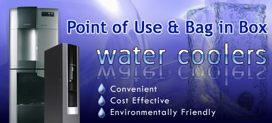 Water Cooler Promotional Image
