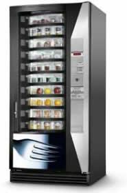 Wittenborg FM   7000 Food Vending Machine