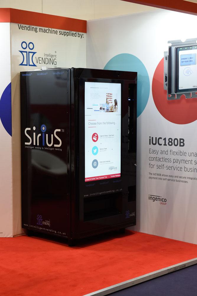 Intelligent Vending Ltd Blog Vending Machines Flavia