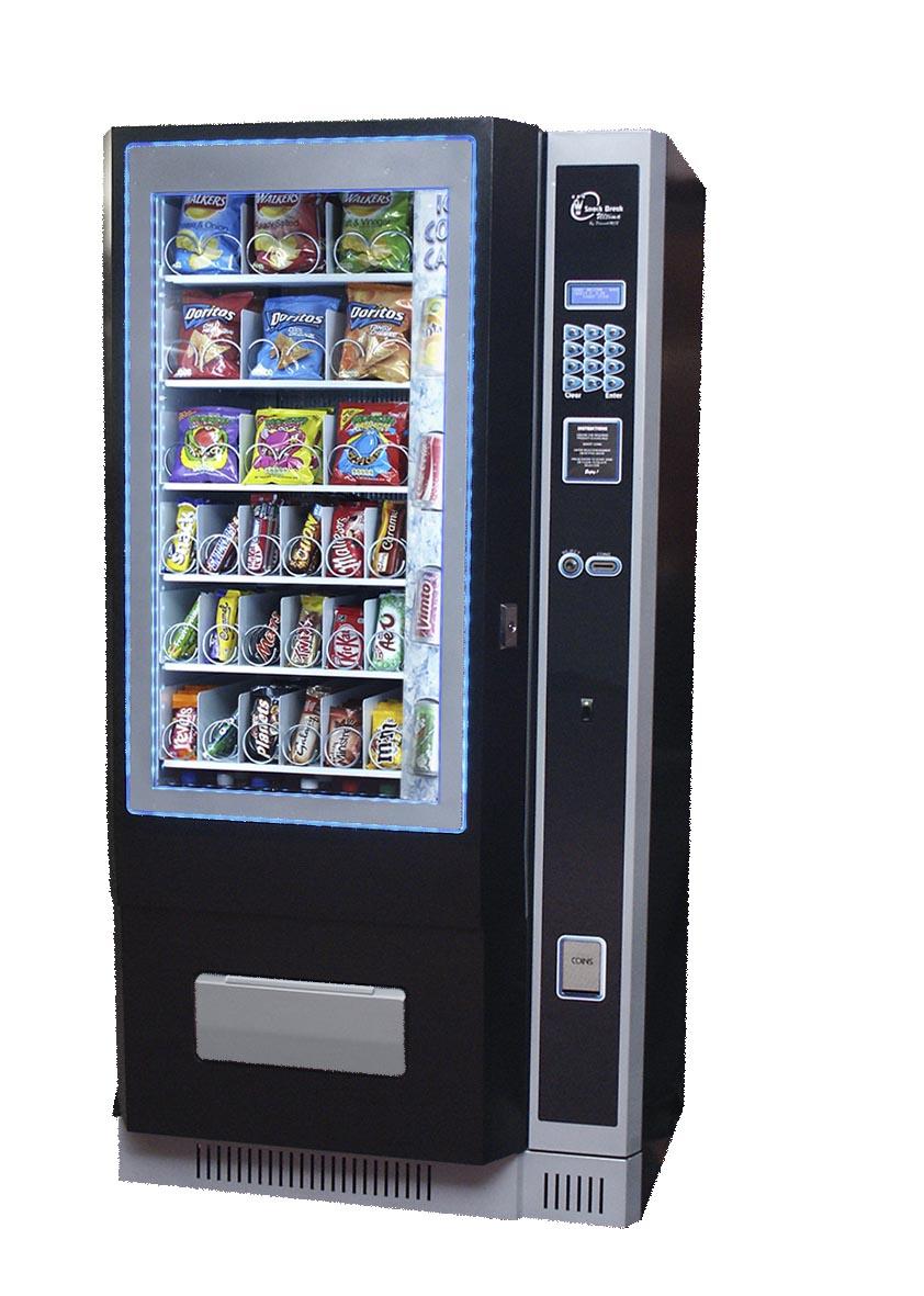 Snack Break Ultima Combi Snack & Drink Vending Machine ...