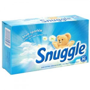 Snuggle Fabric Softener Vend Pack